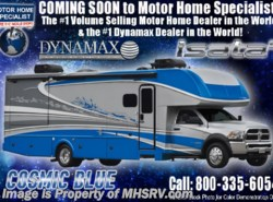 New 2019 Dynamax Corp Isata 5 Series 36DS Super C RV for Sale W/ Theater Seats & Solar available in Alvarado, Texas
