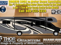 New 2019 Thor Motor Coach Quantum WS31 Class C RVW/2 A/Cs, Nav, Res Fridge available in Alvarado, Texas