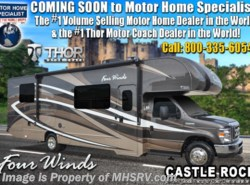 New 2019 Thor Motor Coach Four Winds 31E Bunk Model RV W/2 A/Cs, Jacks & FBP available in Alvarado, Texas