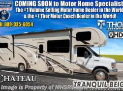 New 2019 Thor Motor Coach Chateau 31E Bunk Model RV for Sale W/ 2 A/Cs & Jacks available in Alvarado, Texas