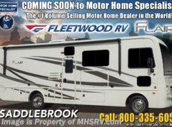New 2019 Fleetwood Flair 28A RV for Sale W/Theater Seats, King, Res Fridge available in Alvarado, Texas