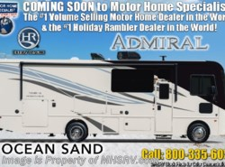 New 2019 Holiday Rambler Admiral 29M RV W/ King, Res Fridge, 2 A/Cs available in Alvarado, Texas