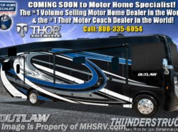 New 2019 Thor Motor Coach Outlaw 38MB Toy Hauler RV W/Dual Pane & Garage Sofas available in Alvarado, Texas