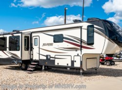 Used 2017 Keystone Alpine 3731FB Bath & 1/2 5th Wheel RV for Sale W/ Jacks available in Alvarado, Texas