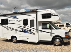 New 2019 Forest River Forester 2351LEC RV for Sale W/15.0K BTU A/C, Arctic available in Alvarado, Texas