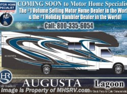 New 2019 Holiday Rambler Augusta 30F Class C RV W/Ext TV, King, GPS available in Alvarado, Texas