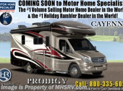 New 2019 Holiday Rambler Prodigy 24A Sprinter Diesel RV W/ Dsl Gen, Stabilizers available in Alvarado, Texas
