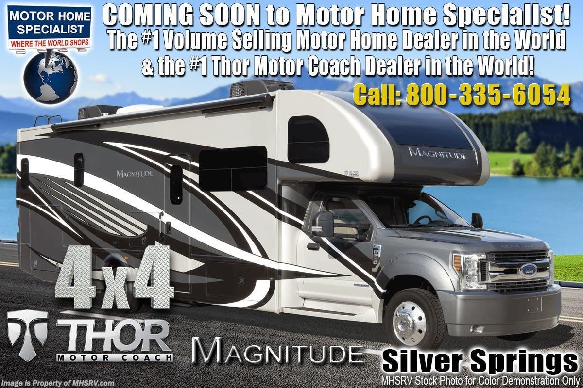 2020 Thor Motor Coach RV Magnitude SV34 for Sale in Alvarado, TX 76009 |  FTH021973201