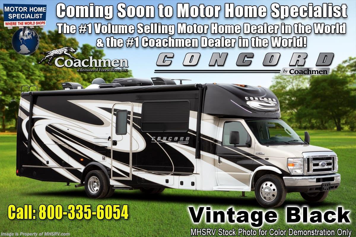2020 Coachmen RV Concord 300TS for Sale in Alvarado, TX 76009 | FCM021978218