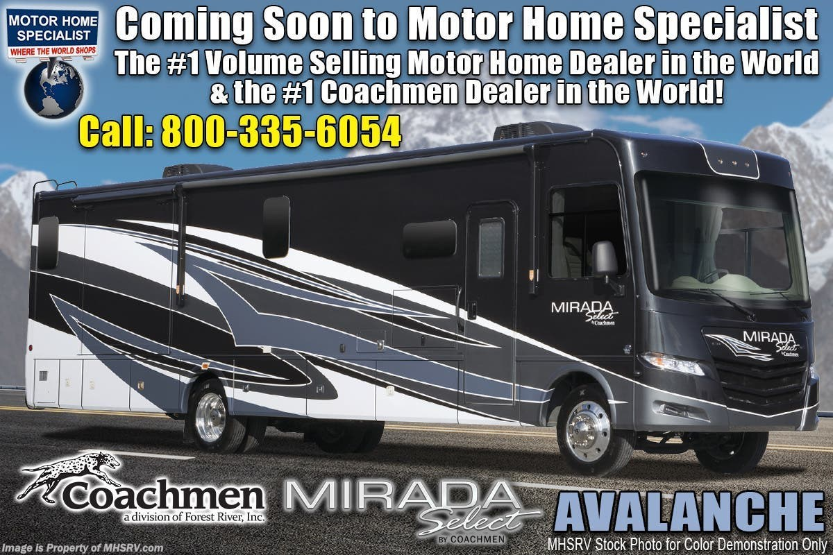 2020 Coachmen RV Mirada Select 37TB for Sale in Alvarado, TX 76009 |  FCM021989822
