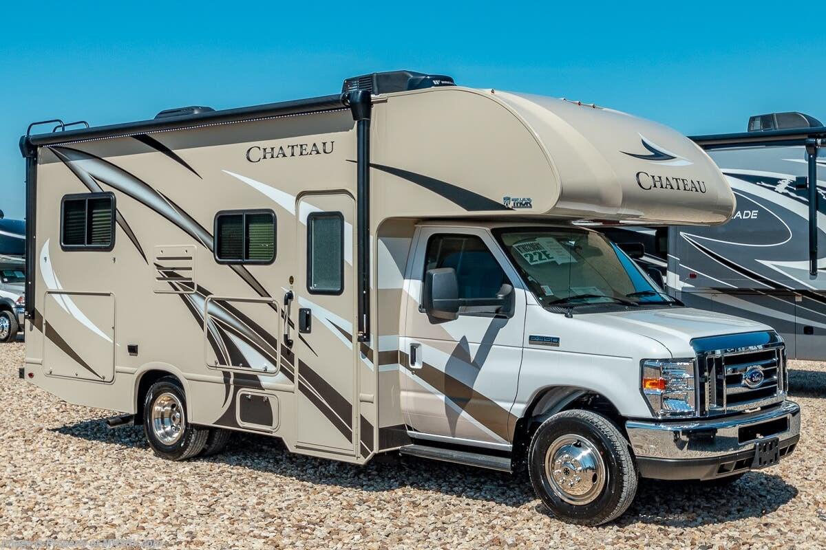 2020 Thor Motor Coach RV Chateau 22E for Sale in Alvarado, TX ...