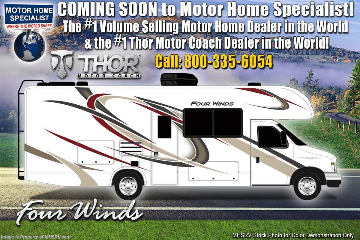 2020 Thor Motor Coach RV Four Winds 22EC for Sale in Alvarado, TX 76009 |  MTH032007111