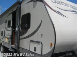 Used 2014  Yellowstone RV Canyon Trail 321TBS