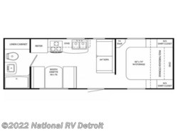 Used 2009  Heartland RV North Country 22FB by Heartland RV from National RV Detroit in Belleville, MI