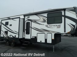 New 2016 Heartland RV Torque TQ325 available in Belleville, Michigan