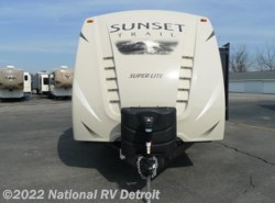 New 2017  CrossRoads Sunset Trail Super Lite ST270BH by CrossRoads from National RV Detroit in Belleville, MI