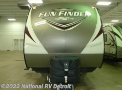 New 2017  Cruiser RV Fun Finder Xtreme Lite 27IK by Cruiser RV from National RV Detroit in Belleville, MI