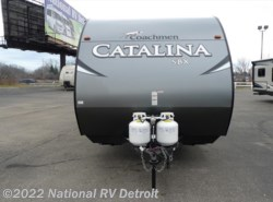 New 2017  Coachmen Catalina SBX 261BH by Coachmen from National RV Detroit in Belleville, MI