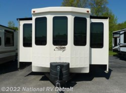 Used 2013  Forest River Cedar Creek Cottage 40CFE2 by Forest River from National RV Detroit in Belleville, MI