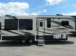 New 2018  Keystone Alpine 3401RS by Keystone from National RV Detroit in Belleville, MI
