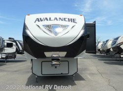 New 2018  Keystone Avalanche 320RS by Keystone from National RV Detroit in Belleville, MI