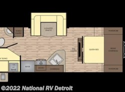 New 2018  CrossRoads Sunset Trail Super Lite 239BH by CrossRoads from National RV Detroit in Belleville, MI