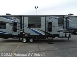 New 2016 Heartland RV Road Warrior RW355 available in Belleville, Michigan