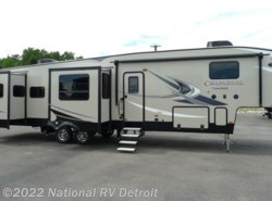 New 2018  Coachmen Chaparral 381RD by Coachmen from National RV Detroit in Belleville, MI