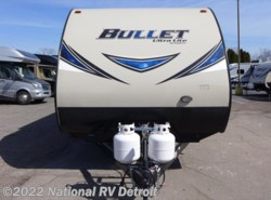 New 2018  Keystone Bullet 277BHS by Keystone from National RV Detroit in Belleville, MI