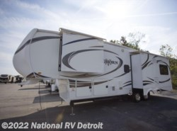 Used 2012  Heartland RV Bighorn 3070RL by Heartland RV from National RV Detroit in Belleville, MI