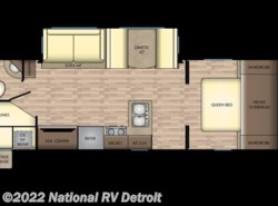 New 2018  CrossRoads Sunset Trail Super Lite 262BH by CrossRoads from National RV Detroit in Belleville, MI