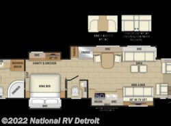 New 2018  Entegra Coach Aspire 44W by Entegra Coach from National RV Detroit in Belleville, MI