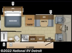 New 2018  Jayco Redhawk SE 22C by Jayco from National RV Detroit in Belleville, MI