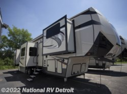 New 2018 Forest River Sandpiper 372LOK available in Belleville, Michigan