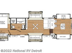 New 2018 Forest River Sandpiper 38FKOK available in Belleville, Michigan