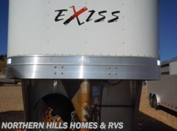Used 2005  Exiss Gooseneck Stock Trl by Exiss from Northern Hills Homes and RV's in Whitewood, SD