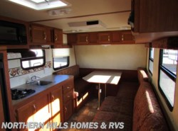 Used 2011  Lighthouse RV  18RB by Lighthouse RV from Northern Hills Homes and RV's in Whitewood, SD