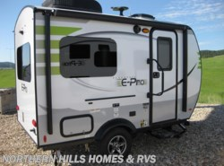 New 2018  Forest River Flagstaff E-Pro E14FK by Forest River from Northern Hills Homes and RV's in Whitewood, SD