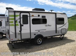 New 2018  Forest River Flagstaff E-Pro E19FBS by Forest River from Northern Hills Homes and RV's in Whitewood, SD