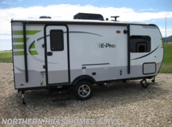 New 2018  Forest River Flagstaff E-Pro E17RK by Forest River from Northern Hills Homes and RV's in Whitewood, SD