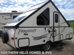 New 2018  Forest River Flagstaff Hard Side T21TBHW by Forest River from Northern Hills Homes and RV's in Whitewood, SD