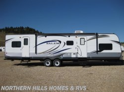 Used 2013  Forest River Salem 36BHBS by Forest River from Northern Hills Homes and RV's in Whitewood, SD