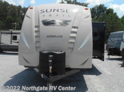 New 2017  CrossRoads Sunset Trail Super Lite 270BH by CrossRoads from Northgate RV Center in Ringgold, GA