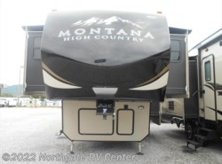 New 2017  Keystone Montana High Country 375FL by Keystone from Northgate RV Center in Ringgold, GA