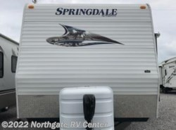 Used 2012 Keystone Springdale 295RBSSR available in Ringgold, Georgia
