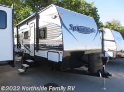 New 2017  Keystone Springdale 225RB by Keystone from Northside RVs in Lexington, KY