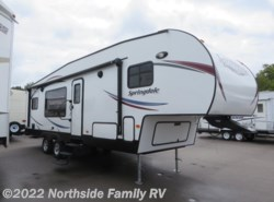 Used 2015  Keystone Springdale 280FWRK by Keystone from Northside RVs in Lexington, KY