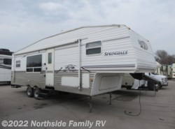 Used 2007  Keystone Springdale 280 by Keystone from Northside RVs in Lexington, KY