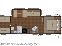 Used 2014  Keystone  Summerland 2980BH by Keystone from Northside RVs in Lexington, KY
