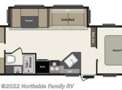 Used 2015  Keystone  Summerland 2980BH SUMMERLAND by Keystone from Northside RVs in Lexington, KY